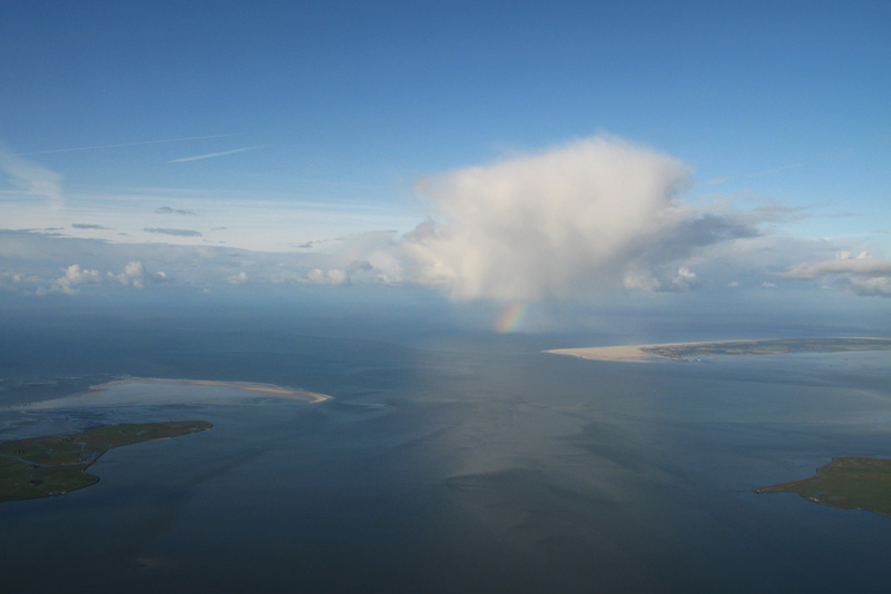 Der Flug nach Sylt