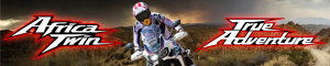 Honda Africa Twin - The True Adventure