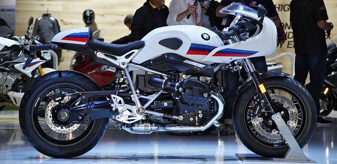 BMW R nineT Racer - mächtig cooler Café-Racer