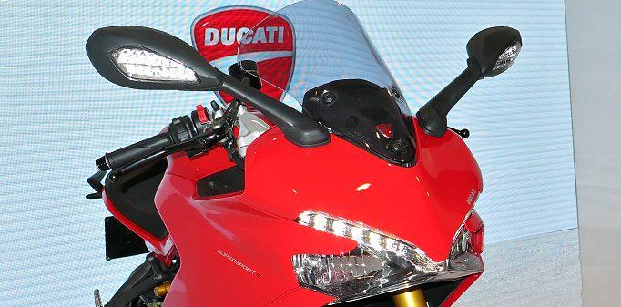 Ducati SuperSport - ein klasse sportlicher Einstieg in die Ducatiwelt