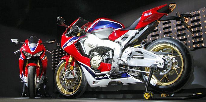 Honda CBR1000RR Fireblade SP & SP-2 - Endlich wieder ein Supersportler von Honda mit Siegchancen