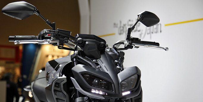 """Yamaha MT-09 - Eine Yamaha-Erfolgsgeschichte geht auf """"The Dark-Side"""" weiter"""