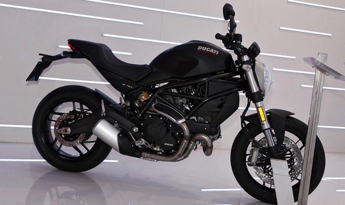 Das Einsteiger-Monster - die Ducati Monster 797