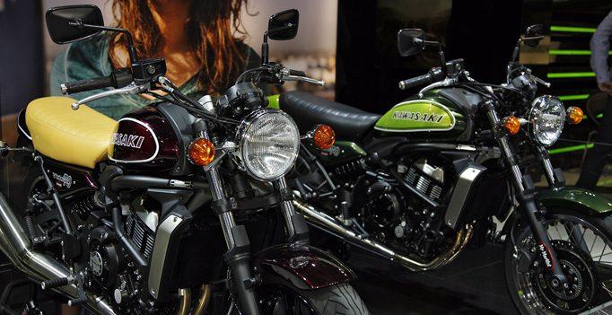 """Kawasaki Z900 tritt das Erbe der """"Frankensteins Tochter"""" an"""