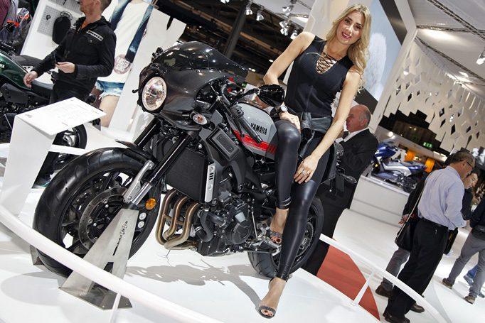 Sport-Heritage-Dreizylinder - der Yamaha XSR900 Abarth