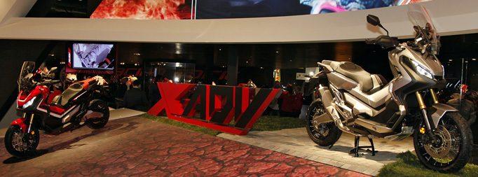 Roller im SUV-Style - der Honda X-ADV eröffnet einen ganz neuen Rollermarkt