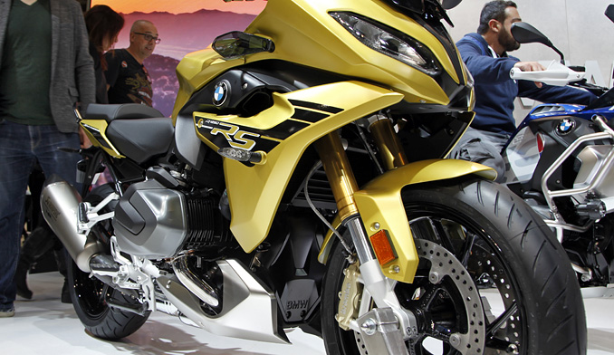 Bmw Auf Der Eicma 2018 Kraftrad Blog Motorrader Und Mehr