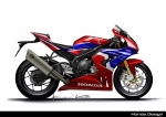 CBR1000RR-R - Honda wins Red Dot Design Awards - 03