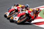 MotoGP-Motorraeder von Honda 06