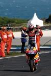MotoGP-Motorraeder von Honda 12