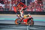 MotoGP-Motorraeder von Honda 13