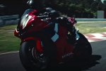 Honda CBR600RR 2021 Teaser - 07